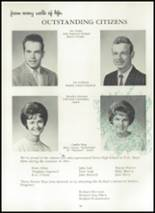 1962 Dover High School Yearbook Page 54 & 55