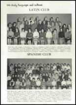 1962 Dover High School Yearbook Page 92 & 93
