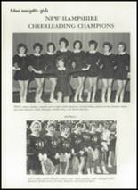 1962 Dover High School Yearbook Page 120 & 121