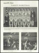 1962 Dover High School Yearbook Page 122 & 123