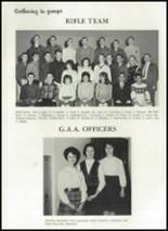 1962 Dover High School Yearbook Page 126 & 127