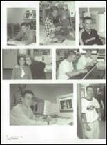 2001 Russia Local High School Yearbook Page 14 & 15