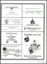 2001 Russia Local High School Yearbook Page 52 & 53