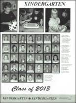 2001 Russia Local High School Yearbook Page 56 & 57