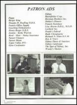2001 Russia Local High School Yearbook Page 72 & 73