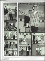 2001 Russia Local High School Yearbook Page 76 & 77