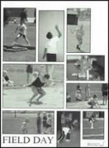 2001 Russia Local High School Yearbook Page 92 & 93