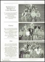 2001 Russia Local High School Yearbook Page 112 & 113