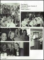 2001 Russia Local High School Yearbook Page 114 & 115