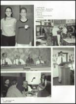 2001 Russia Local High School Yearbook Page 116 & 117