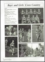 2001 Russia Local High School Yearbook Page 120 & 121