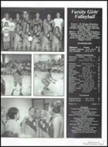 2001 Russia Local High School Yearbook Page 122 & 123