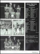 2001 Russia Local High School Yearbook Page 124 & 125