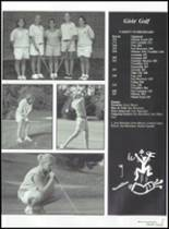 2001 Russia Local High School Yearbook Page 126 & 127