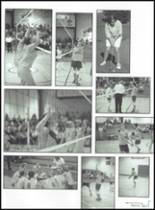 2001 Russia Local High School Yearbook Page 128 & 129