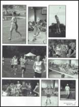 2001 Russia Local High School Yearbook Page 130 & 131