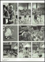 2001 Russia Local High School Yearbook Page 132 & 133