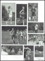 2001 Russia Local High School Yearbook Page 134 & 135