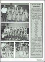2001 Russia Local High School Yearbook Page 136 & 137