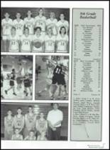 2001 Russia Local High School Yearbook Page 140 & 141