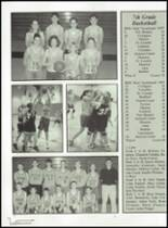 2001 Russia Local High School Yearbook Page 142 & 143