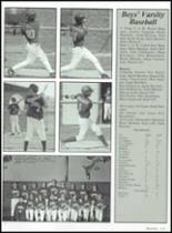 2001 Russia Local High School Yearbook Page 152 & 153
