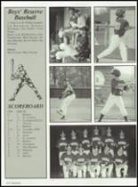 2001 Russia Local High School Yearbook Page 154 & 155
