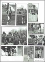 2001 Russia Local High School Yearbook Page 166 & 167