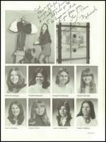 1974 Archbishop Carroll High School Yearbook Page 22 & 23