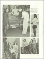 1974 Archbishop Carroll High School Yearbook Page 48 & 49