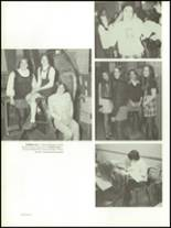 1974 Archbishop Carroll High School Yearbook Page 68 & 69