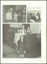 1974 Archbishop Carroll High School Yearbook Page 70 & 71
