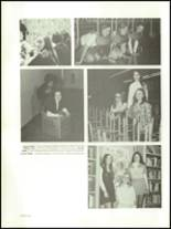 1974 Archbishop Carroll High School Yearbook Page 72 & 73