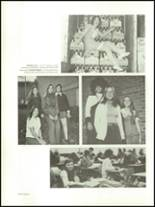 1974 Archbishop Carroll High School Yearbook Page 74 & 75
