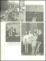 1974 Archbishop Carroll High School Yearbook Page 82 & 83