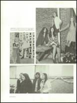 1974 Archbishop Carroll High School Yearbook Page 84 & 85