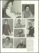 1974 Archbishop Carroll High School Yearbook Page 98 & 99