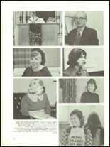1974 Archbishop Carroll High School Yearbook Page 100 & 101