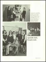 1974 Archbishop Carroll High School Yearbook Page 108 & 109