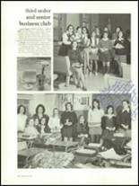 1974 Archbishop Carroll High School Yearbook Page 112 & 113