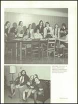 1974 Archbishop Carroll High School Yearbook Page 116 & 117