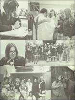 1974 Archbishop Carroll High School Yearbook Page 122 & 123