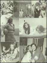 1974 Archbishop Carroll High School Yearbook Page 124 & 125