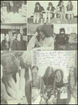 1974 Archbishop Carroll High School Yearbook Page 126 & 127