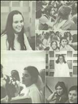1974 Archbishop Carroll High School Yearbook Page 128 & 129