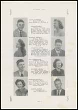 1950 Jackson High School Yearbook Page 10 & 11