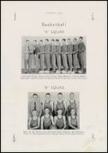 1950 Jackson High School Yearbook Page 26 & 27