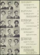 1951 Bloomington High School Yearbook Page 20 & 21