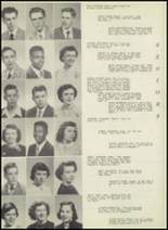 1951 Bloomington High School Yearbook Page 24 & 25