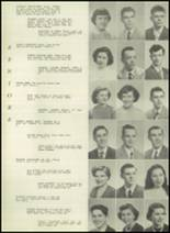 1951 Bloomington High School Yearbook Page 26 & 27